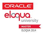 Oracle Eloqua Master 2014