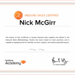 hubspot_inbound_sales_certification